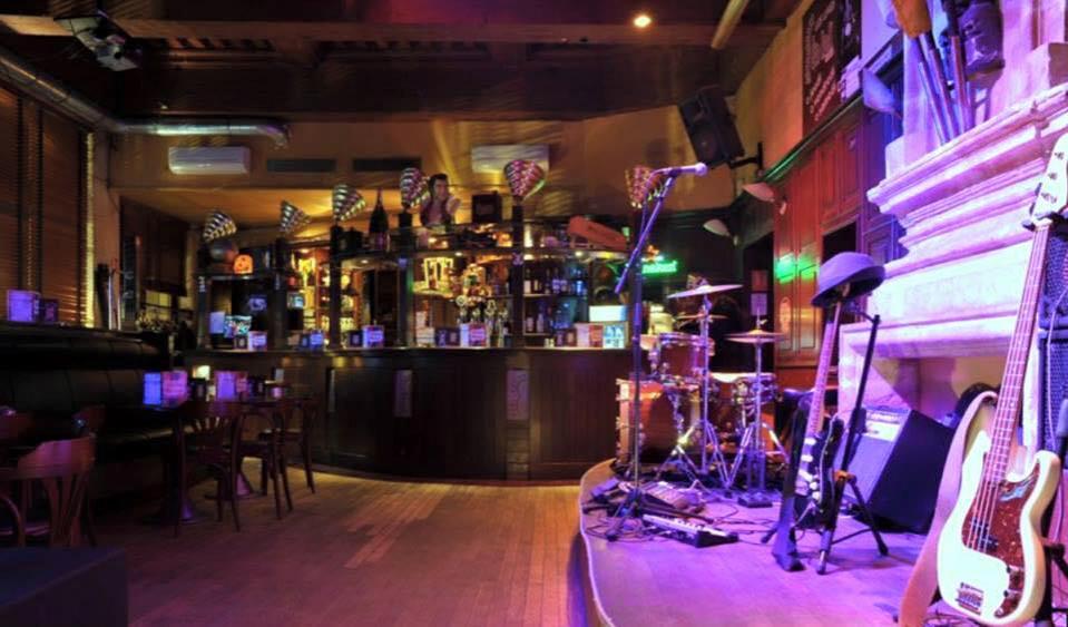 Eden Rock Cafe Lyon Concert
