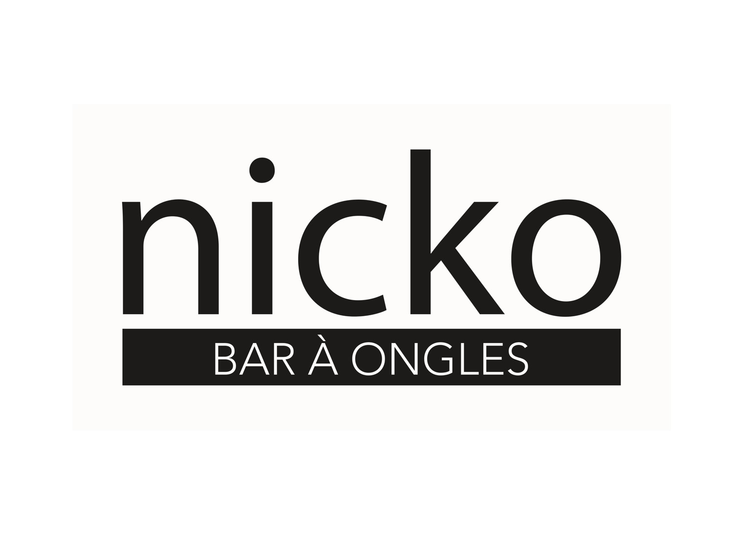 Nicko Bar à Ongles  Halles - Photo n°1