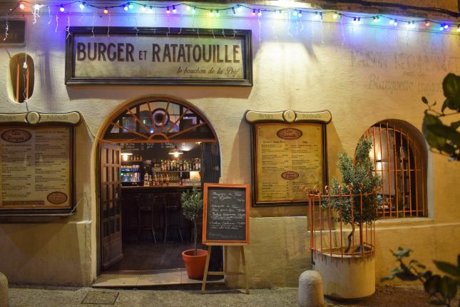 Burger et Ratatouille - Photo n°3