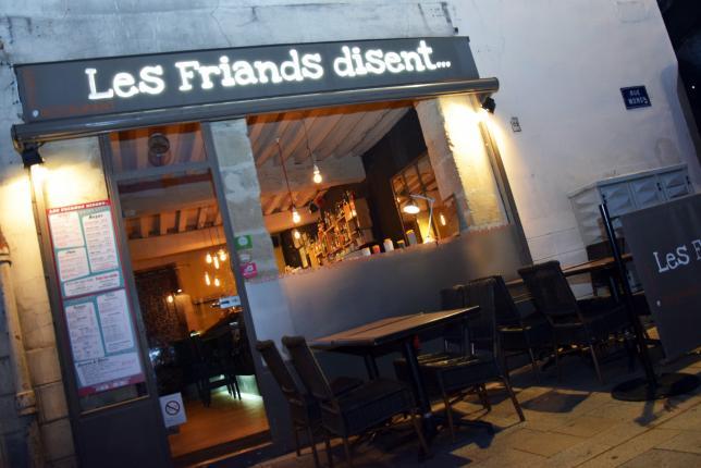 Les Friands Disent - Photo n°1