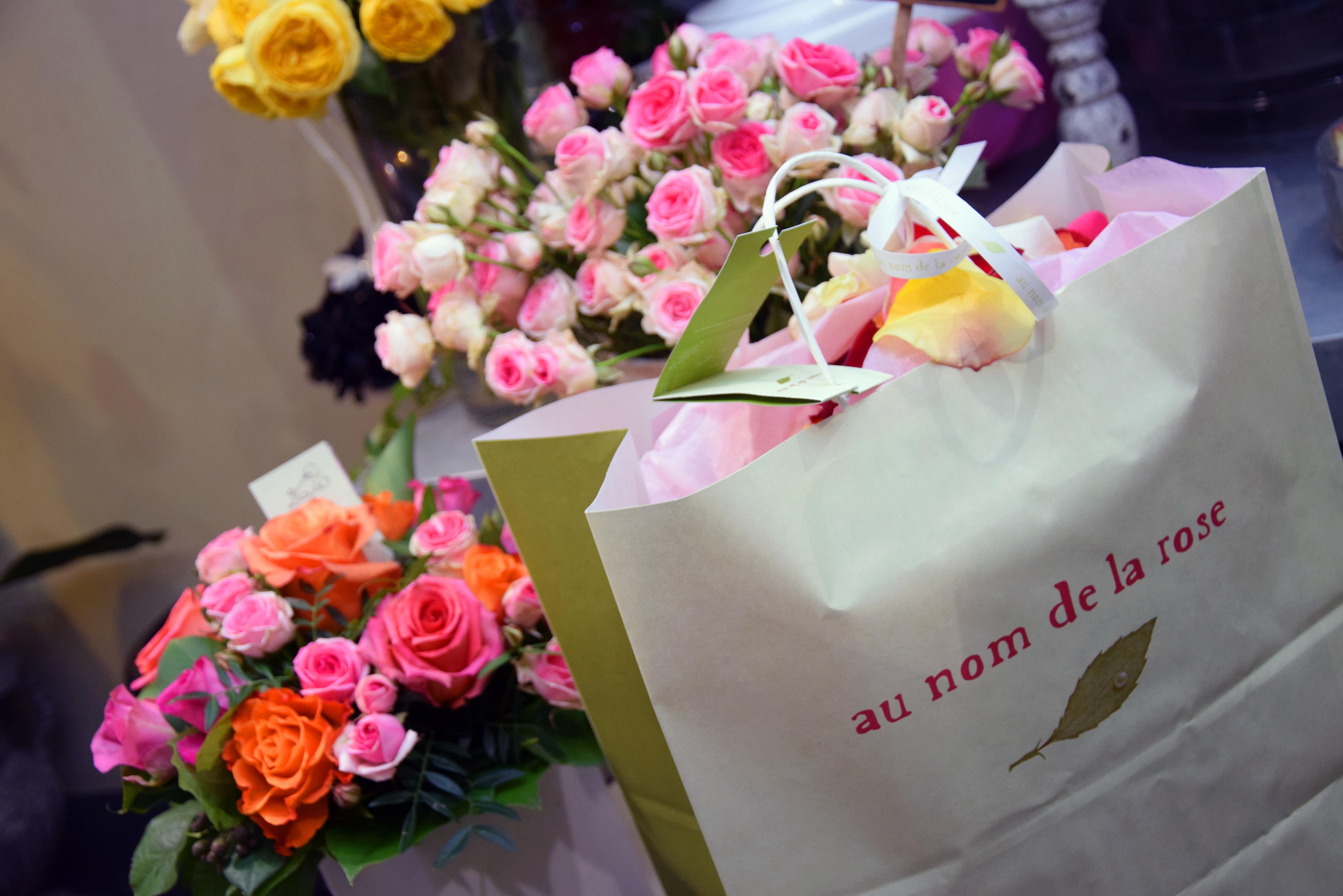 Au Nom de la Rose - Photo n°1