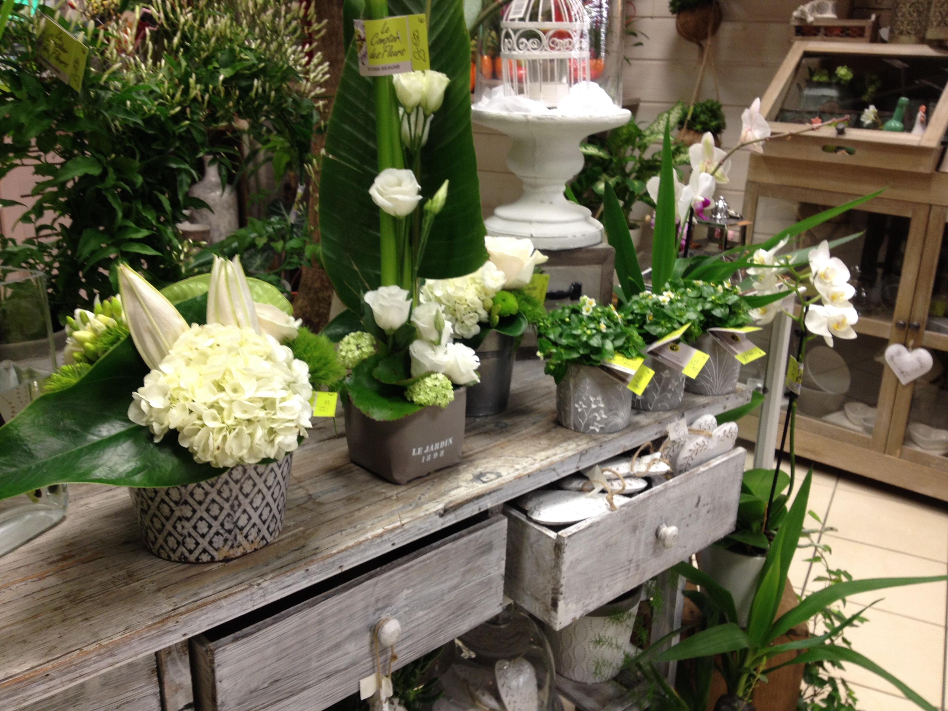 Le Comptoir des Fleurs - Photo n°2