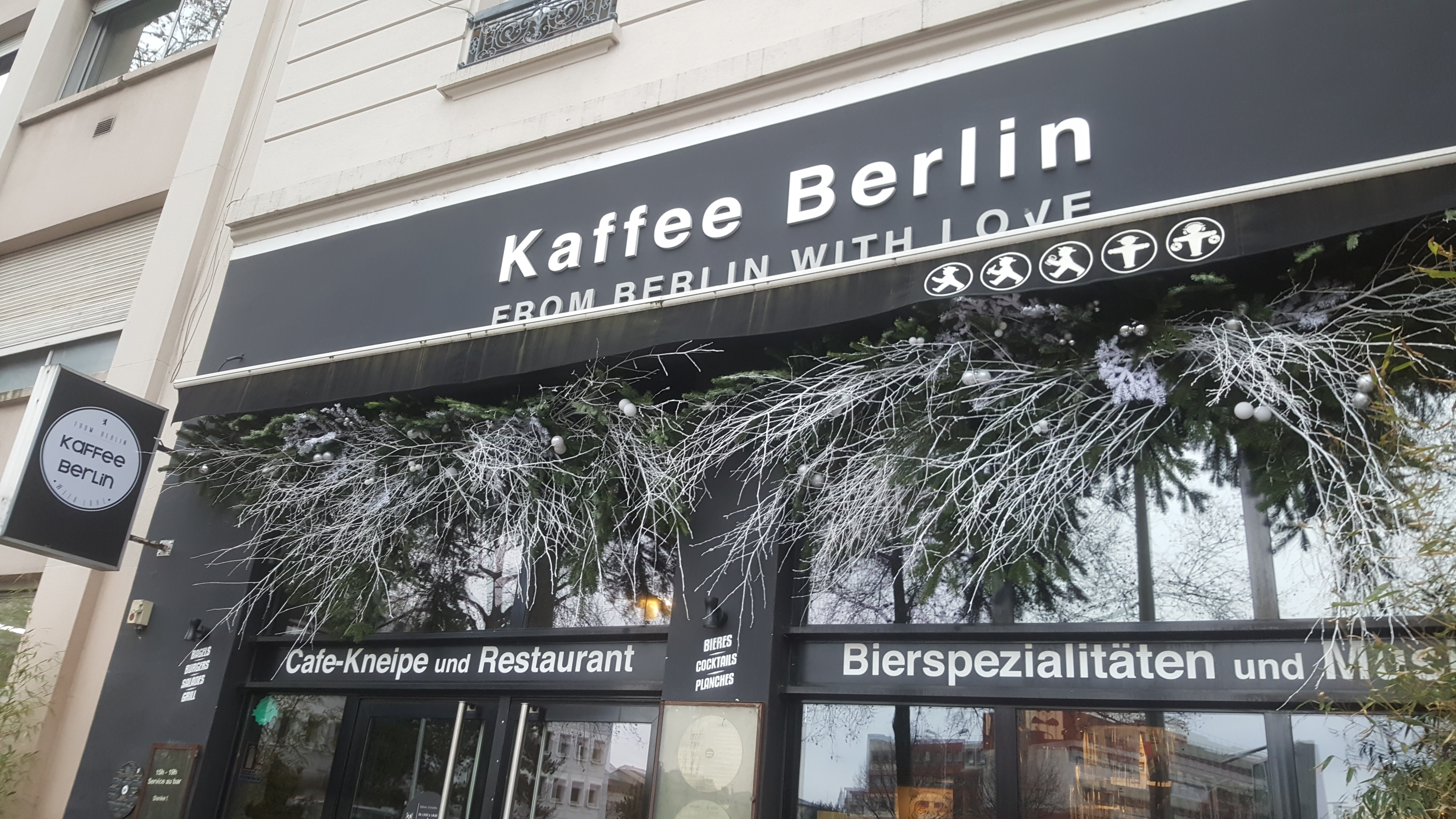 Kaffee Berlin Lyon 8 - Photo n°1