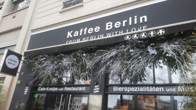 Kaffee Berlin Lyon 8 - Photo n°1