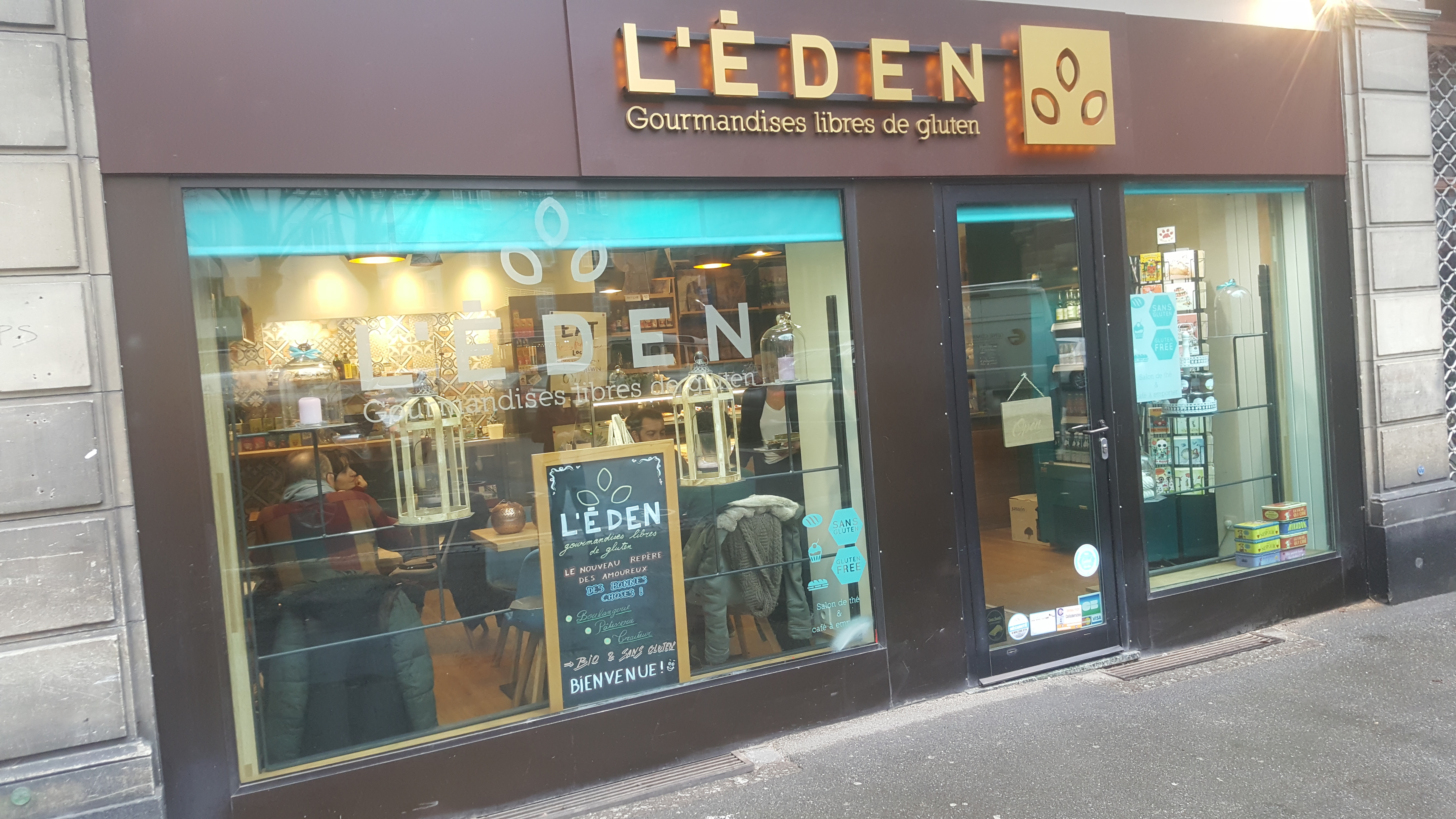 L'Eden Libre de Gluten - Photo n°1