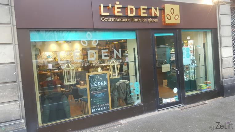 l 39 eden libre de gluten salon de th boulangerie coffee shop strasbourg byzelift. Black Bedroom Furniture Sets. Home Design Ideas