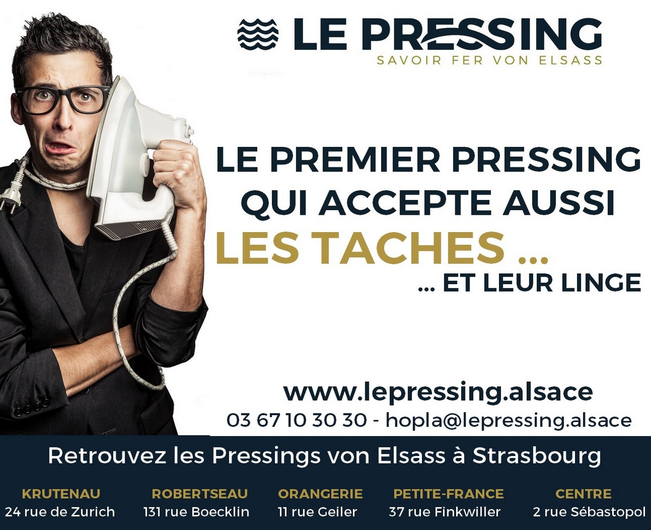 Le Pressing Petite France - Photo n°2