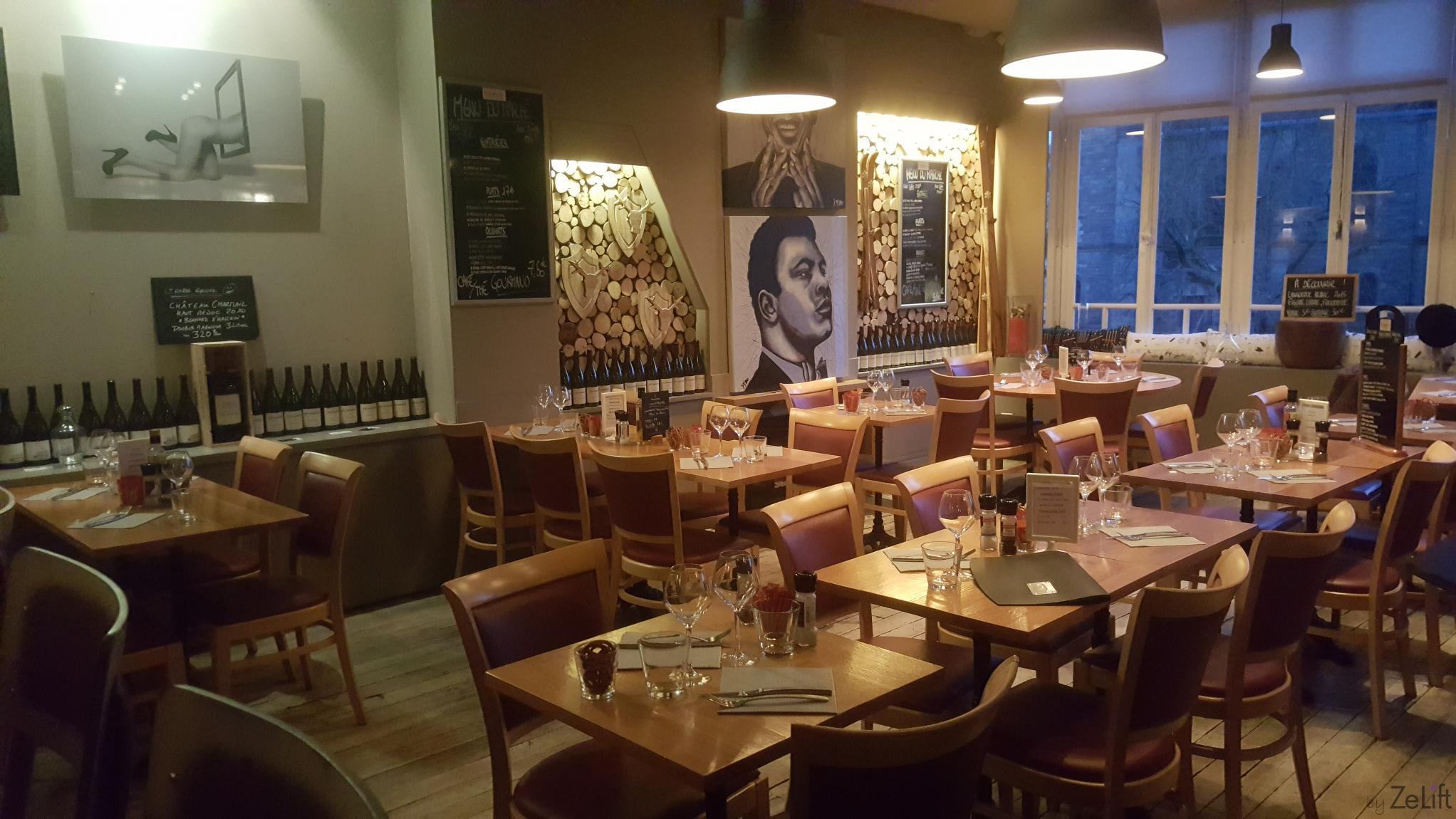 Le bistronome bistronomique cuisine fran aise metz byzelift - Restaurants place de chambre metz ...