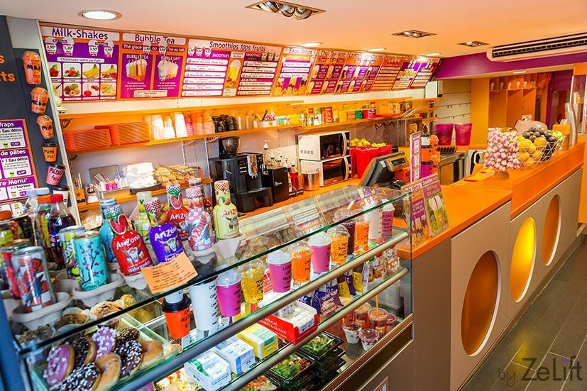 TooGoo - Sandwicherie, Salon de Thé, Coffee Shop - Metz - byZeLift