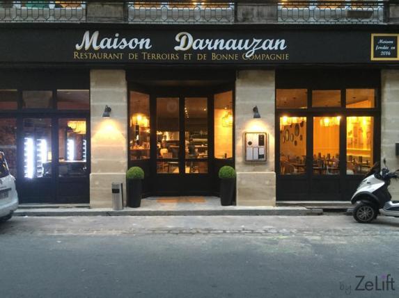 Maison Darnauzan - Photo n°1